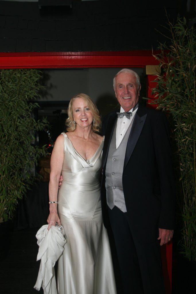 Sheryl and Harvey White