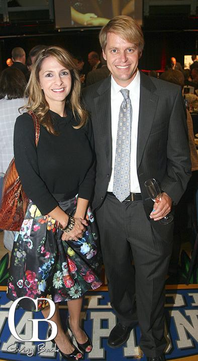 Shiraz Fagan and Chris Peck