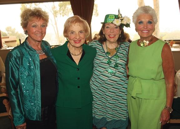 Shirley Harper, Nancy Shields, Patsy Millard and Marilyn Barrett.JPG