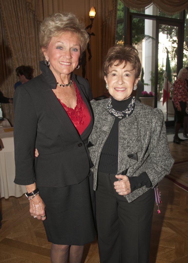 Shirley Harper and Shirl Stoller
