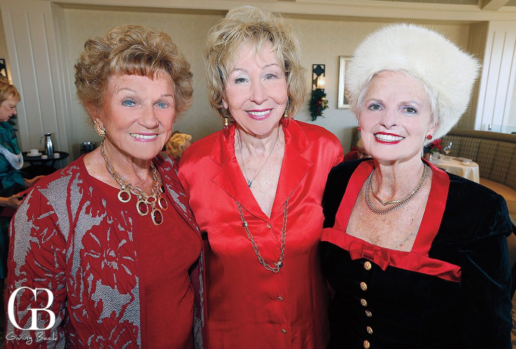 Shirley Harper  Judy Brucker and Ginger Reznik