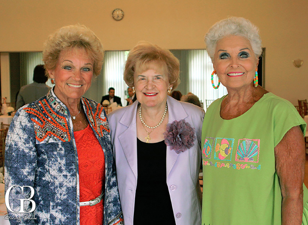 Shirley Harper  Rita Crouch and Marilyn Barrett
