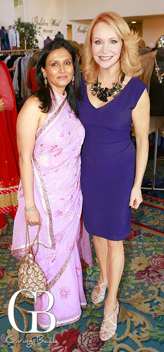 Shital Parikh and Sandra Maas