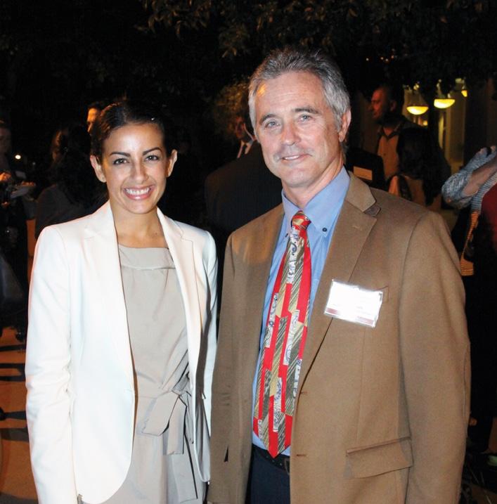 Shivani Ballesteros and Dave Smith.JPG