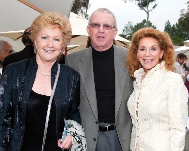 Sigrid Pate, Glenn Butler and Reena Horowitz