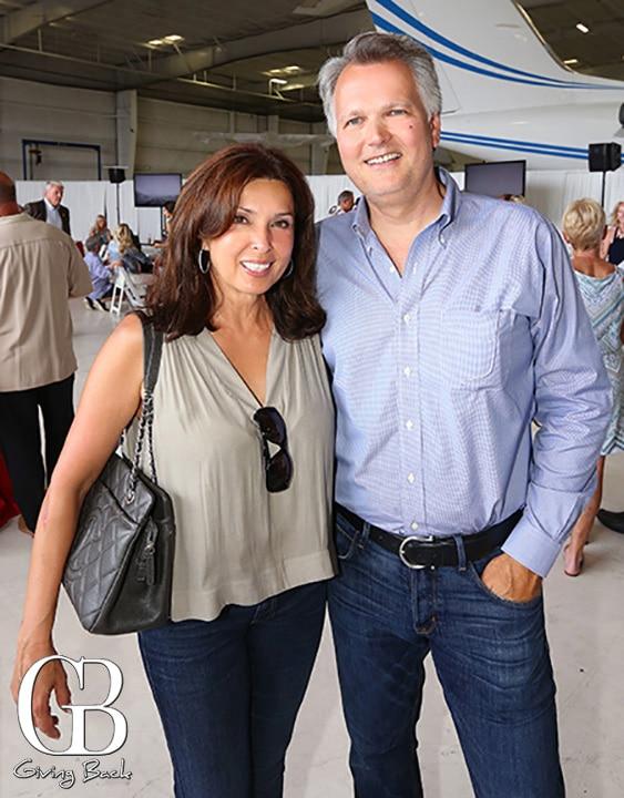 Sissy Nasari and Tom Schmidt