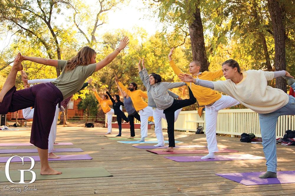 Sivananda Ashram Yoga Farm