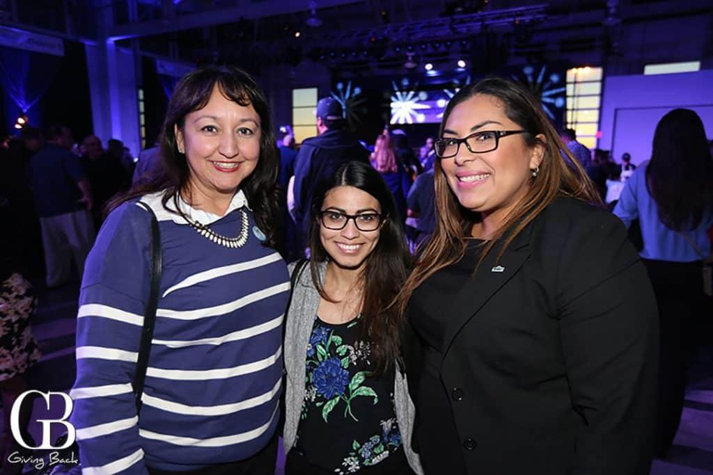 Sofia Salgado  Carmen Nora and Rosa Hernandez