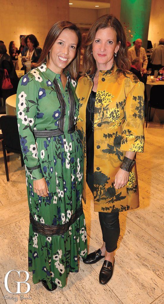 Sonia Mandelbaun and Jennifer Kagnoff
