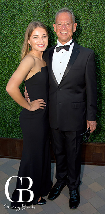 Sophia Brodak and Rick Wood