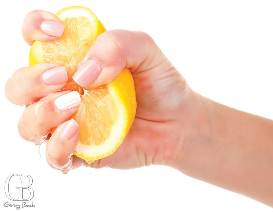 Squeeze a Lemon