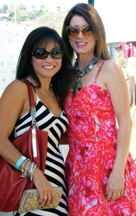 Stacey Peterson and Virginia Franklin.JPG