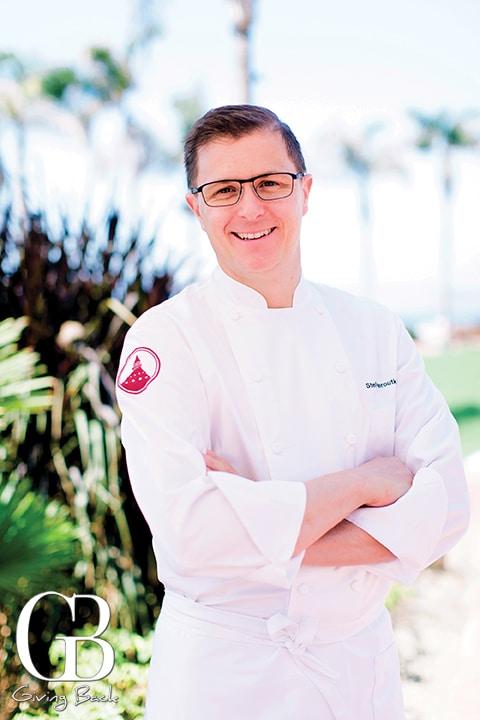 Stefan Peroutka of Hotel Del Coronado