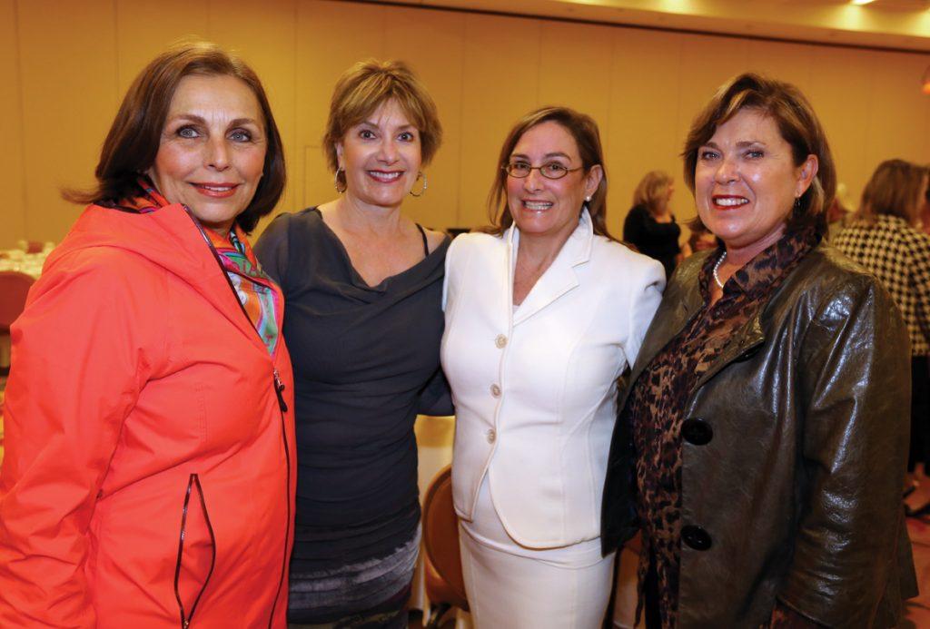 Stefanie Zable, Joan Jacobs, Bonnie Grossman and Annette Wurl.JPG