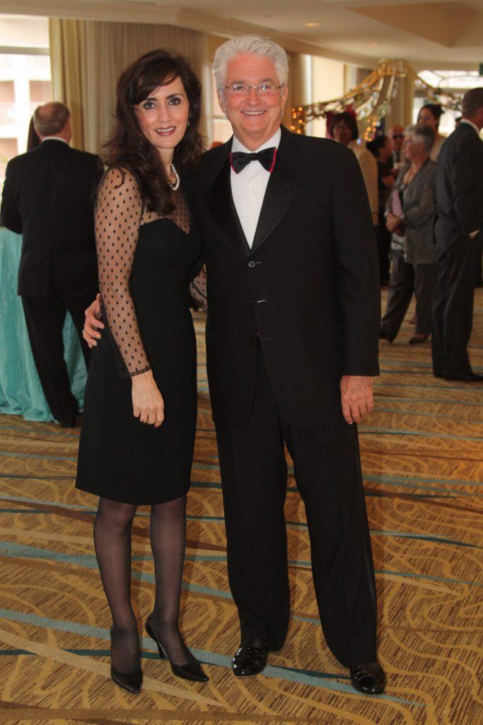 Stephanie Kellemas and Robert  Horsman