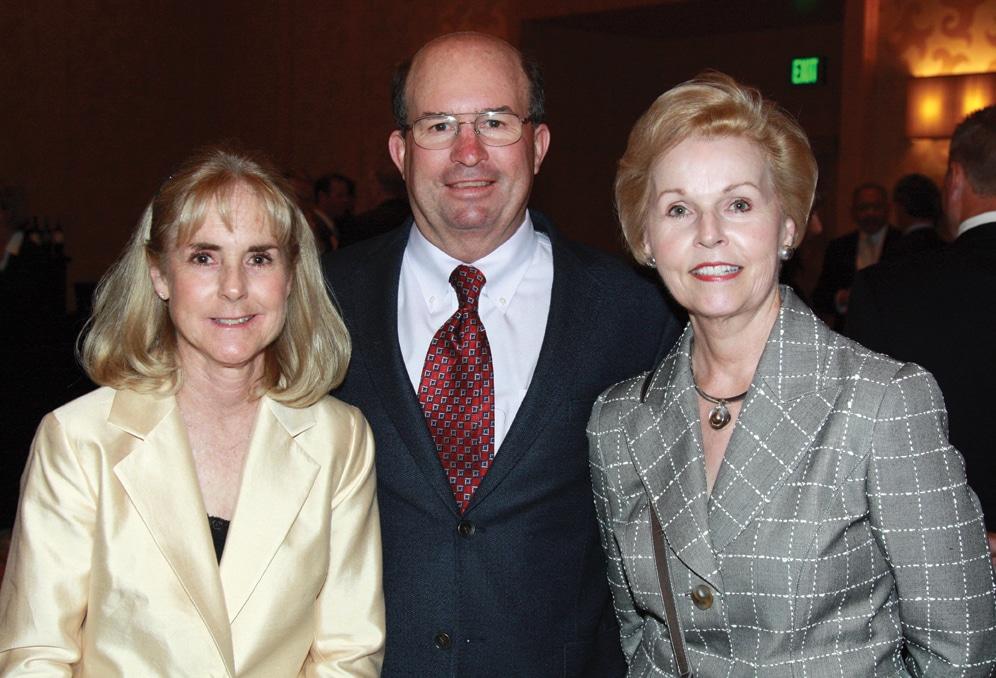 Stephanie and Steve Williams with Gayle Wilson.JPG