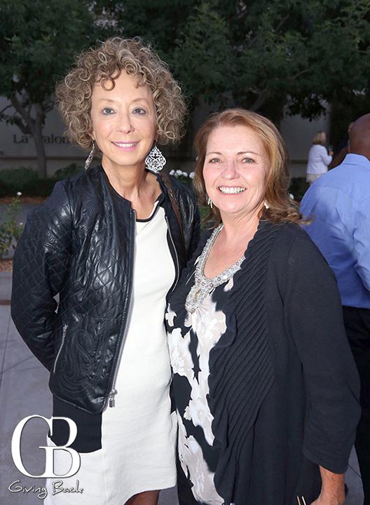 Stephanie Bergsma and Mary Matava