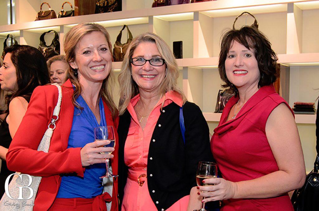 Stephanie Trolinger  Diane Sutherland and Tonya Torosian