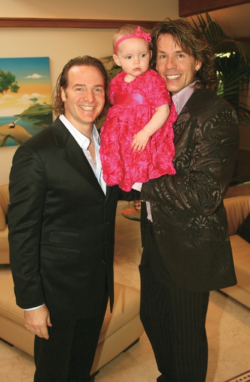 Steve, Kingsley and Rex Romande.JPG