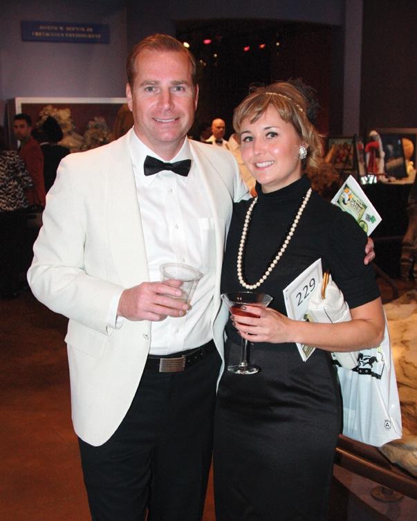 Steve Thompson and Stephanie Ripley