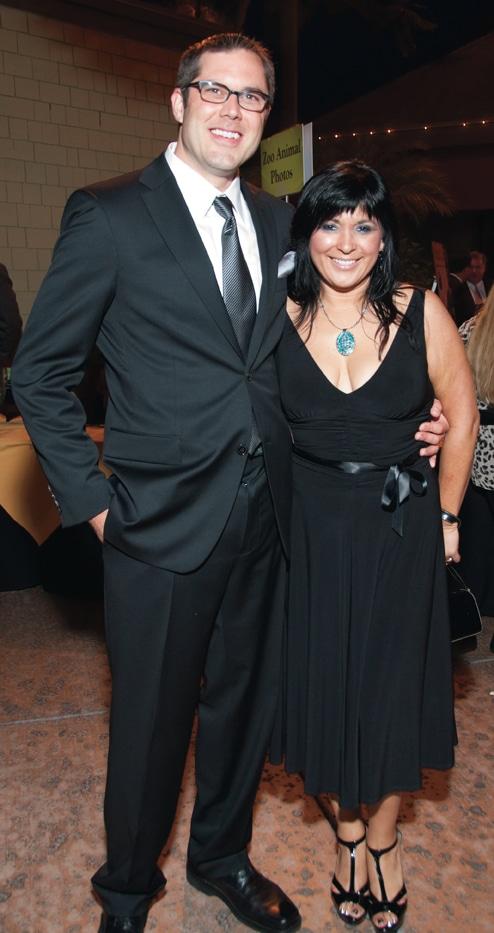 Steve and Cilla Weichselbaum
