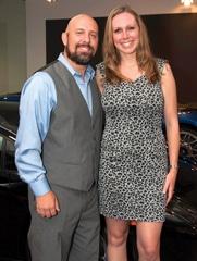 Steve and Katie Adler