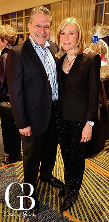Steve Berger and Mary Rosenberg