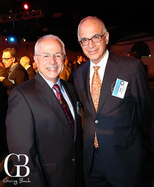 Steve Brozinsky and Ivan Mendelsohn