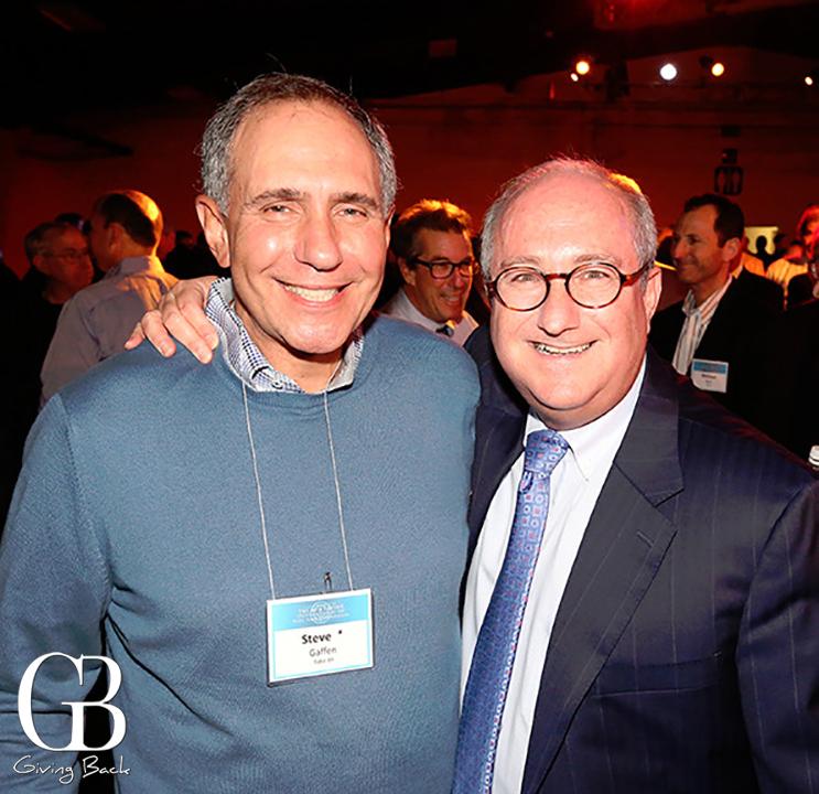 Steve Gaffen and Fred Schenk
