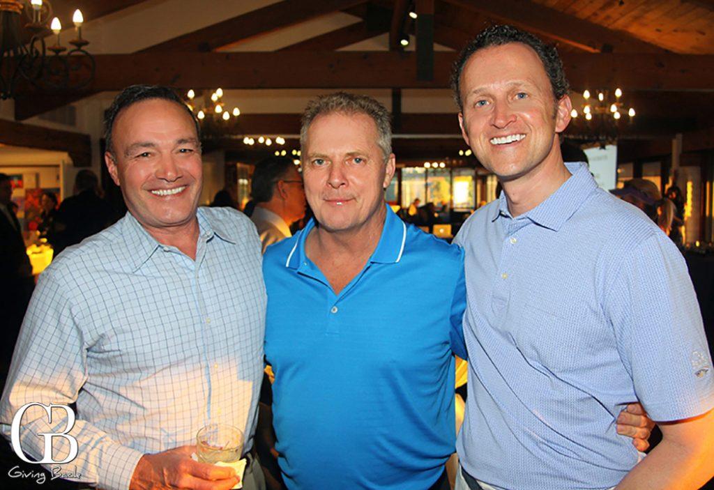 Steve Milender  Paul Jolsen and Kevin Keefe