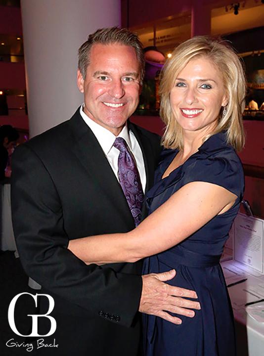 Steve and Katherine Atkinson