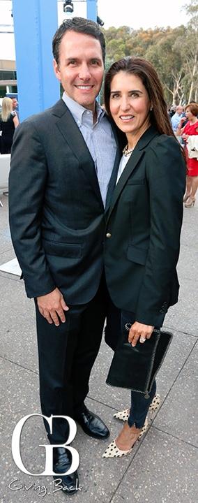 Steve and Lauren Simpson