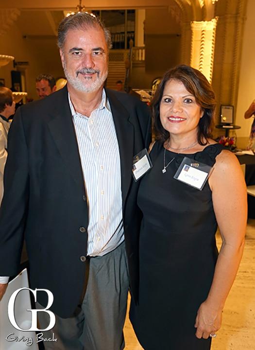 Steve and Lynne Doyle