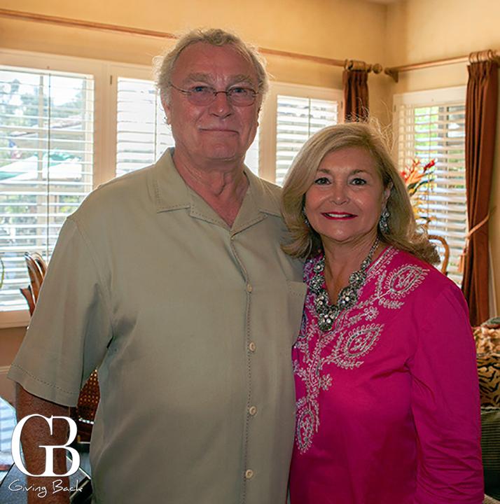 Steve and Susan Parker