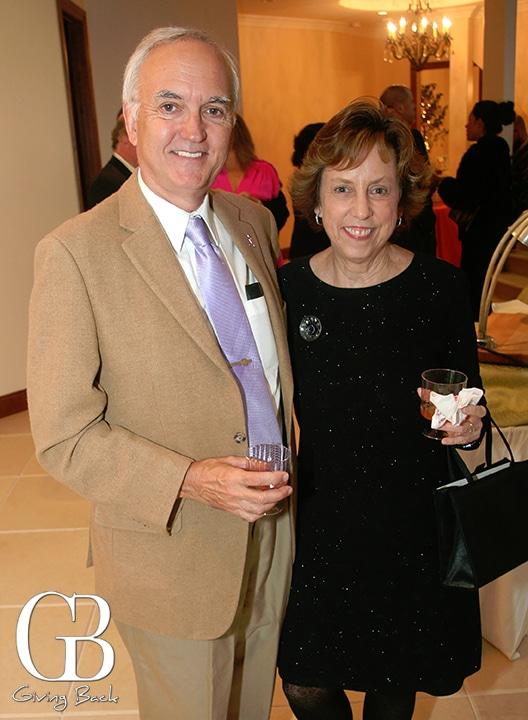 Steven and Mona Goetsch
