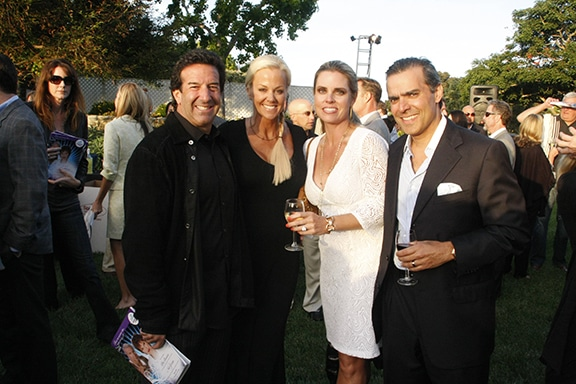 Stuart and Lee Posnak with Kelli and Vahid Moradi.JPG