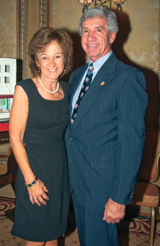 Sue and Steve Zapoticzny