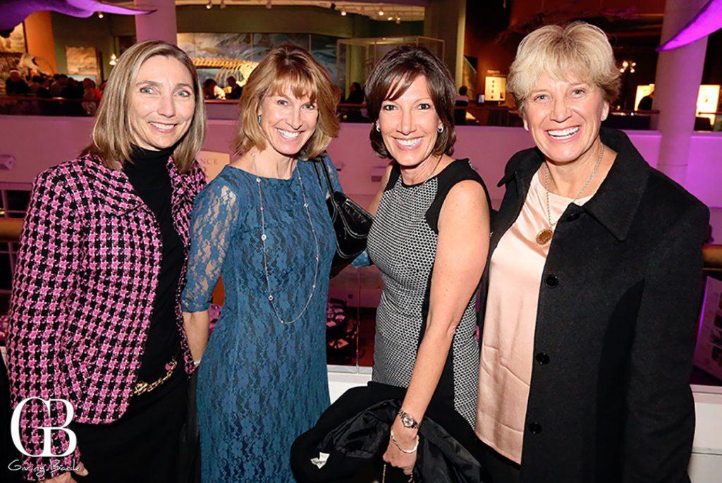 Sue Freel  Michelle Klein  Cathy Brown and Kelly Hylen