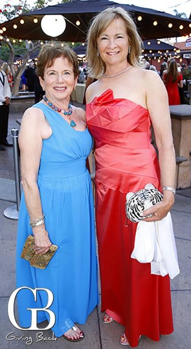 Sue Kalish and Susan McClellan