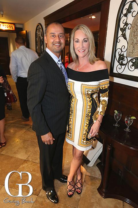 Suman and Julie Sinha
