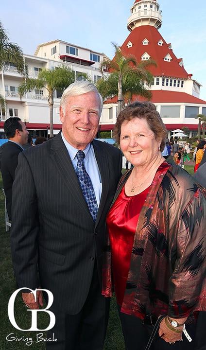 Supervisor Greg and Cheryl Cox