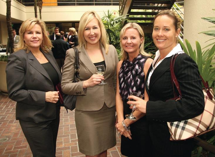 Susan Brown, Rachel Brown, Jill Faucher and Liza Strom.JPG