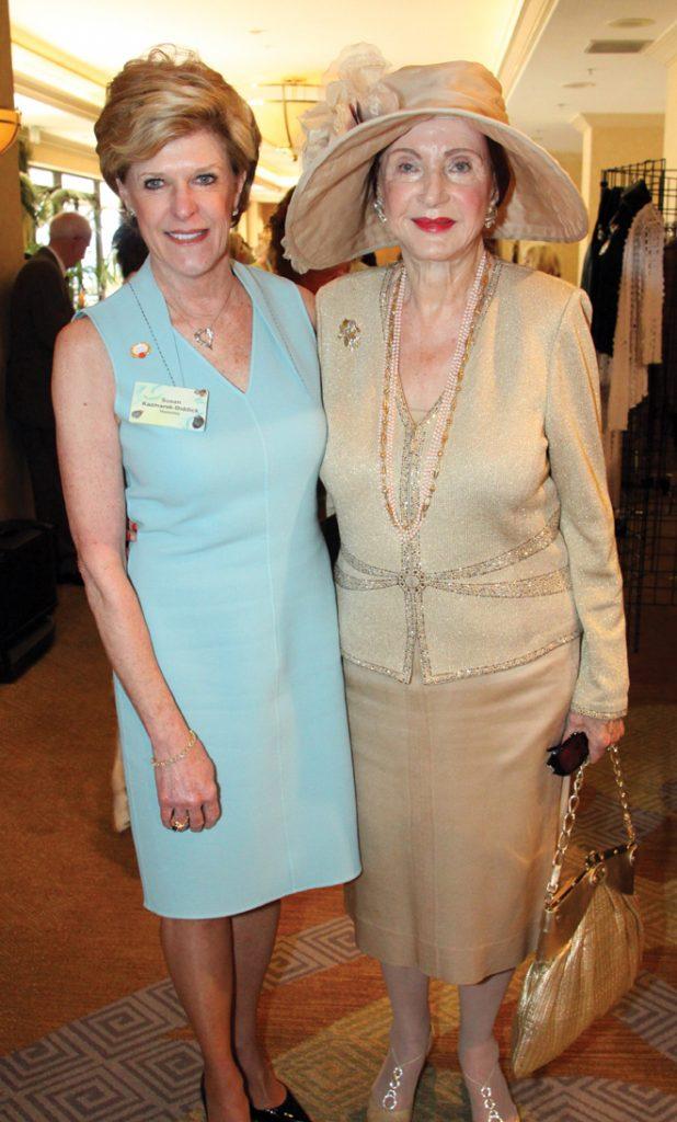 Susan Kazmarek Biddick and Mary G. Walker.JPG