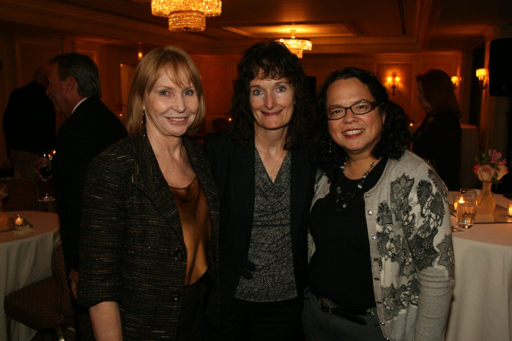 Susan Koehler, Julie Karlo and Monica Medina.JPG