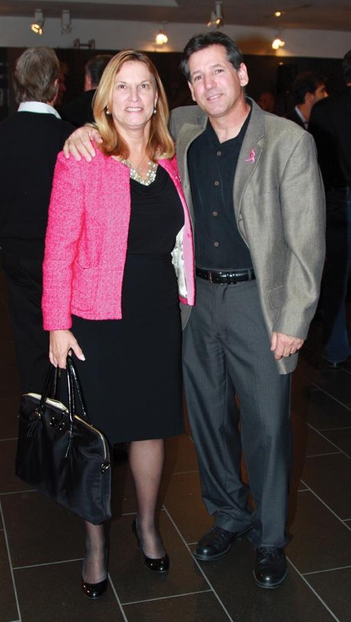 Susan and Jaimie Halliday