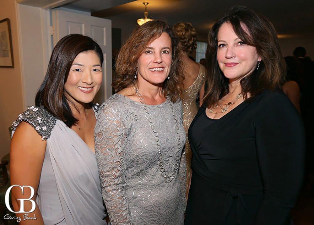 Susan Barrera  Leigh Plesniak and Michelle Wyseman