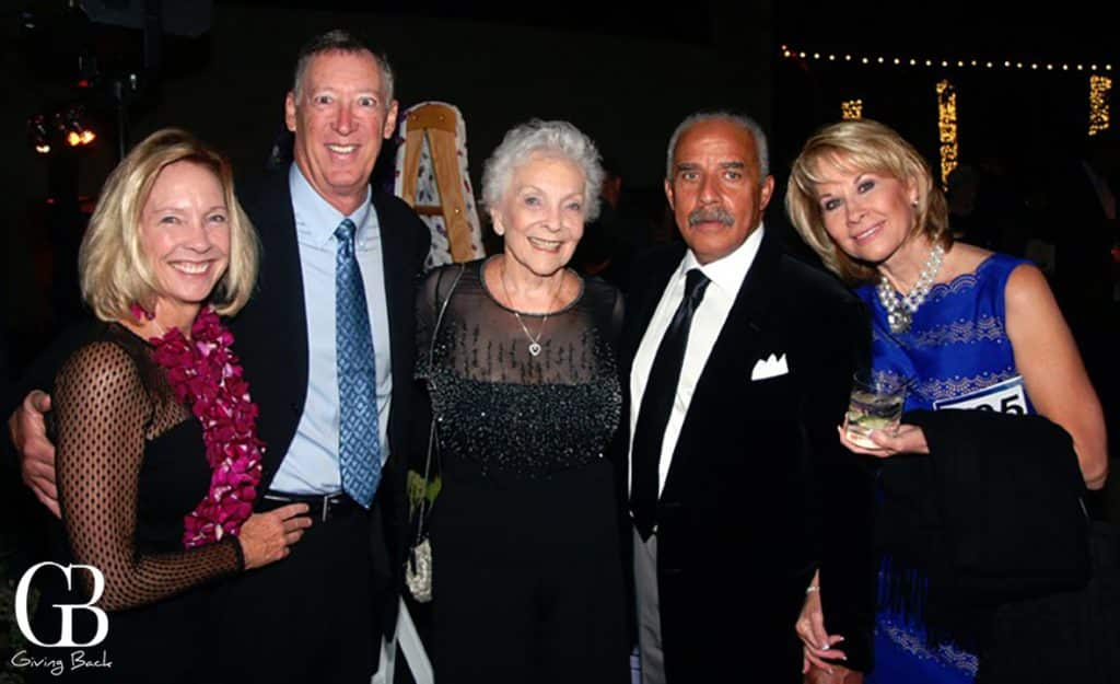 Susan Botticelli  Monte Mattson  Jeanne Vermillion with Neil and Sheila Arthur