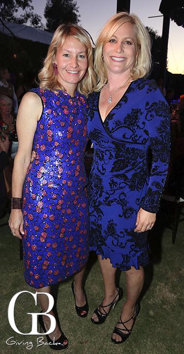 Susan Casdin and Michelle Bold