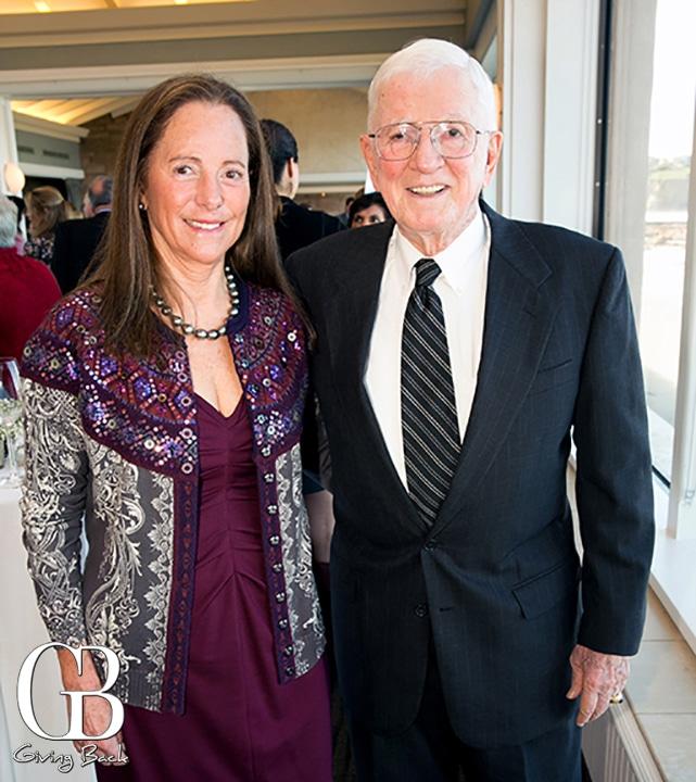 Susan Dunn and David Dunn