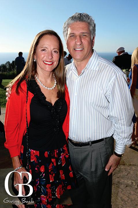 Susan Dunn and Robert Mani
